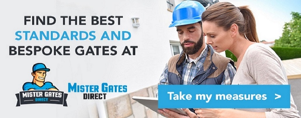 Find the best standards and bespoke gates at Mister Gates Direct - Take my measures