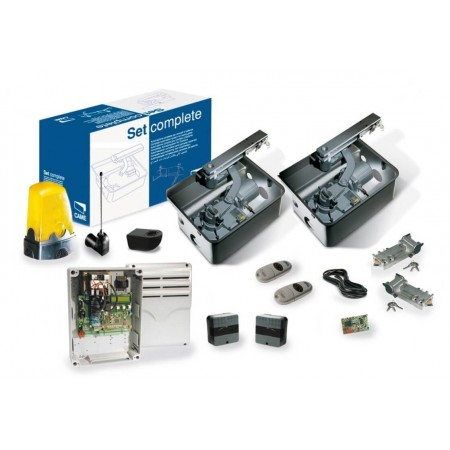 Automation kit CAME FROG U1921 for dual swing gate - underground