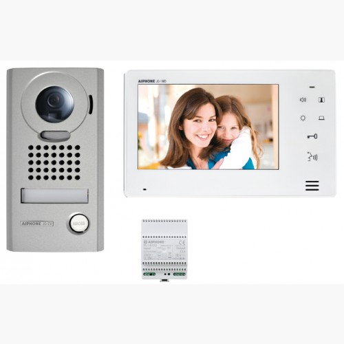 7-inch Touch button video intercom AIPHONE JOS-1V by Mister Gates Direct