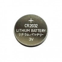 Battery button Lithium CR 2032 - 3 Volts