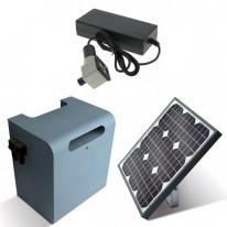 Solar power kit - NICE - Solemyo
