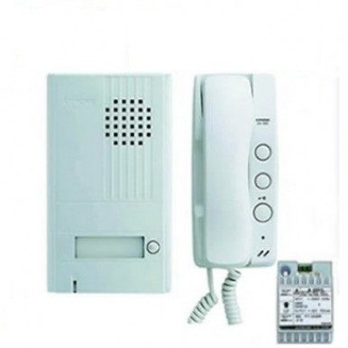 Audio door entry 2-wire kit AIPHONE DA-1AS