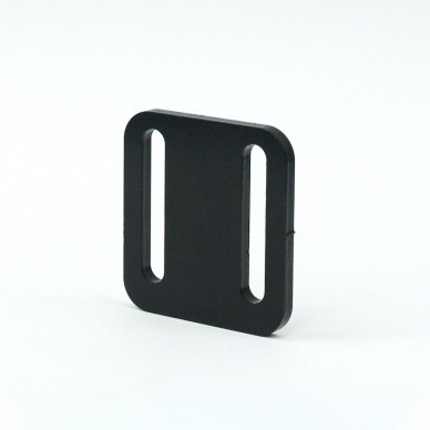 Set of 2 x 5 mm wedges for swing gates and pedestrian gates