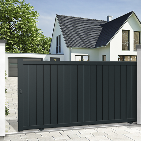 emalu aluminium sliding gates. Black Bedroom Furniture Sets. Home Design Ideas