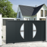 Aluminium sliding gate ATLANTA