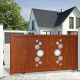 Aluminium sliding gate MIAMI