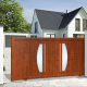Aluminium sliding gate HOUSTON