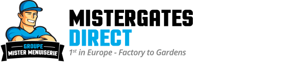 Mister Gates Direct: the UK's number 1 retailer for quality gates & fencing direct from factory